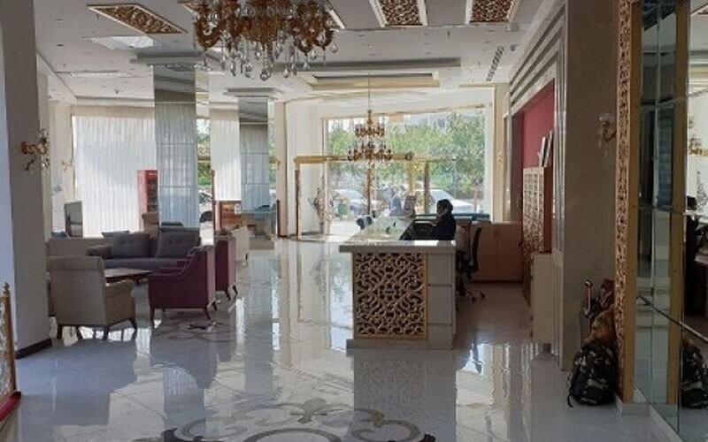 هتل آپارتمان حریرستان مشهد