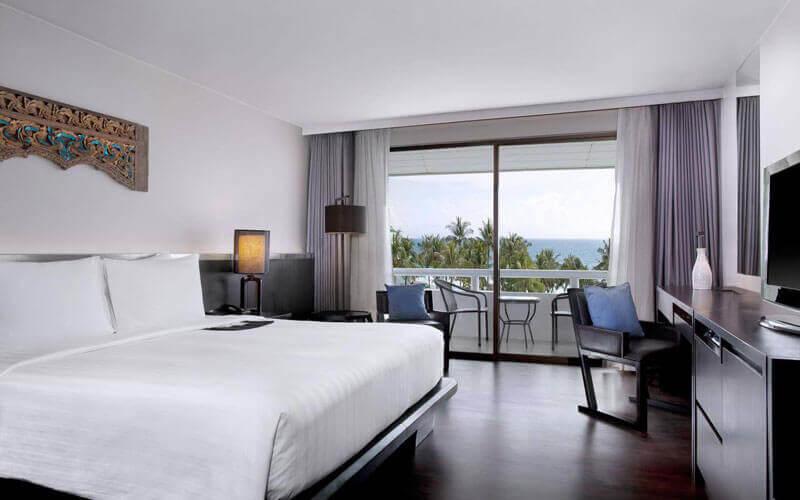 هتل له مریدین بیچ ریزورت پوکت