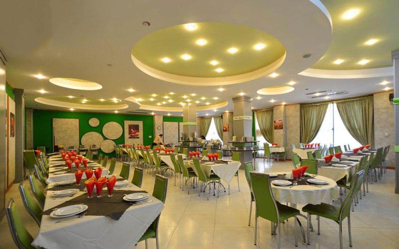 هتل پردیس مبارکه اصفهان