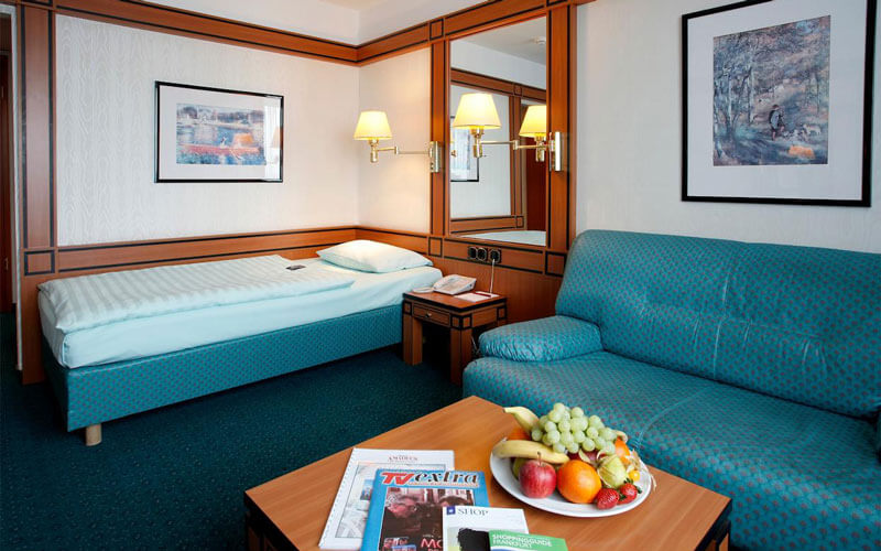 هتل آمادئوس فرانکفورت