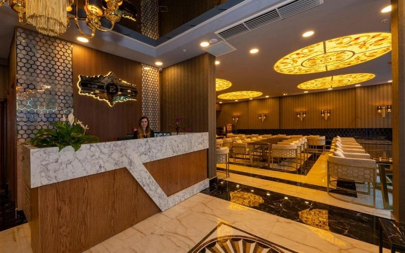 هتل New Emin Hotel Istanbul