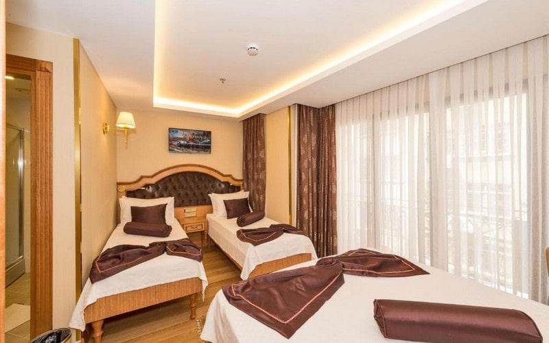 هتل Aprilis Gold Hotel Istanbul