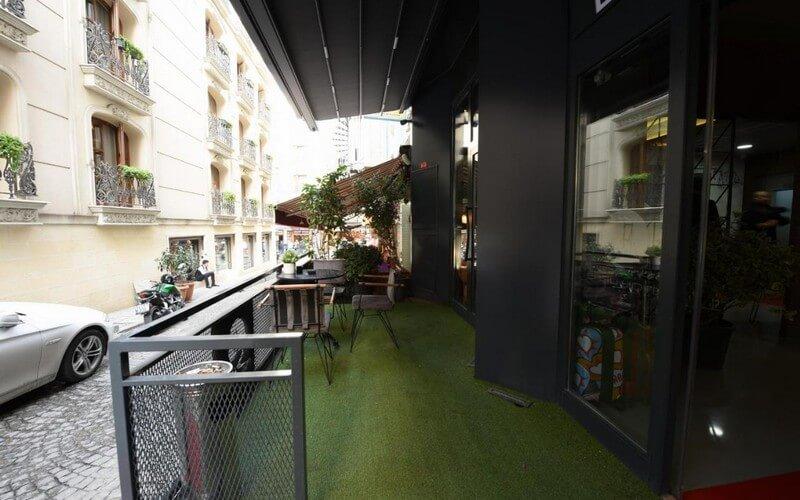 هتل Sirkeci Ersu Hotel and SPA Istanbul