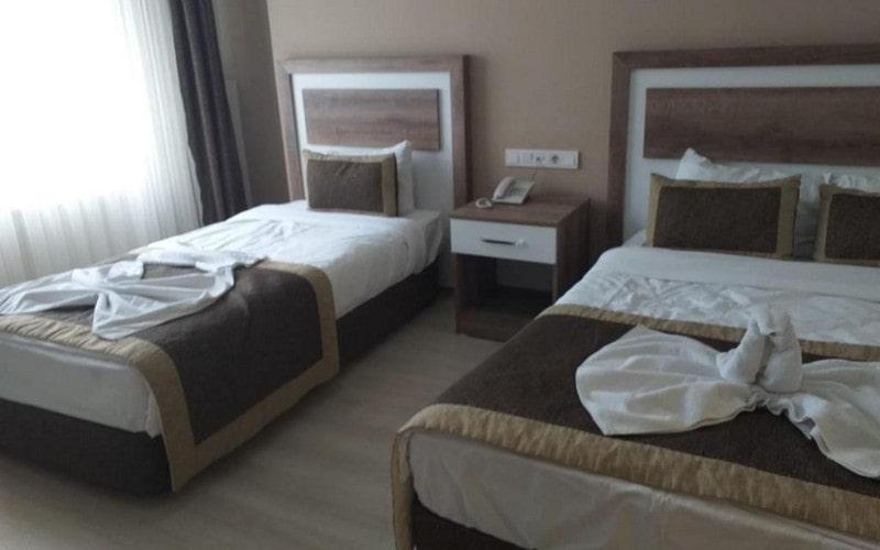هتل Dempa Hotel Istanbul