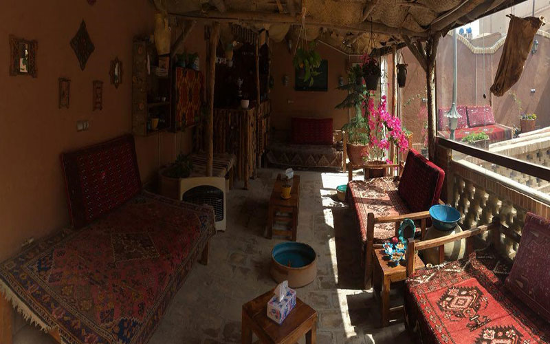 اقامتگاه سنتی کمال الملک کاشان