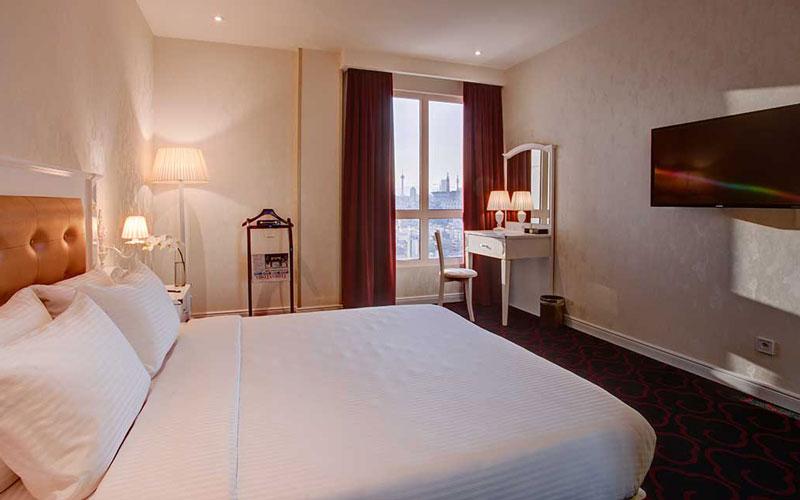 هتل پرشین پلازا تهران