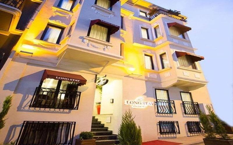 هتل Long Stay Istanbul