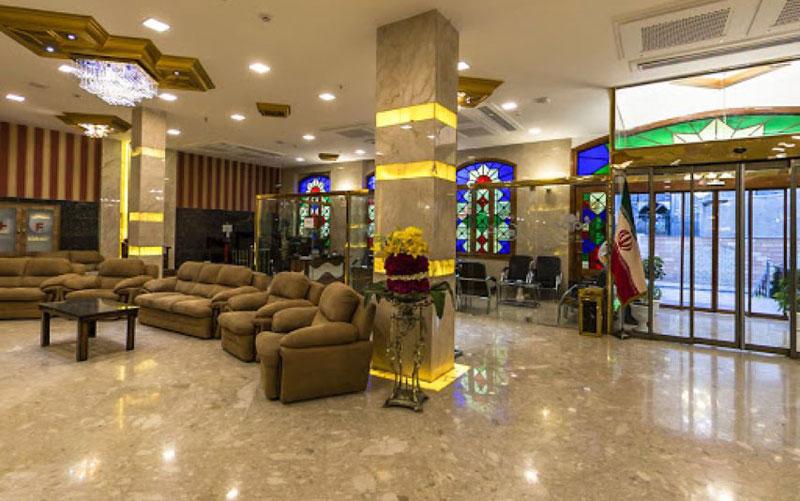 هتل زمزم مشهد
