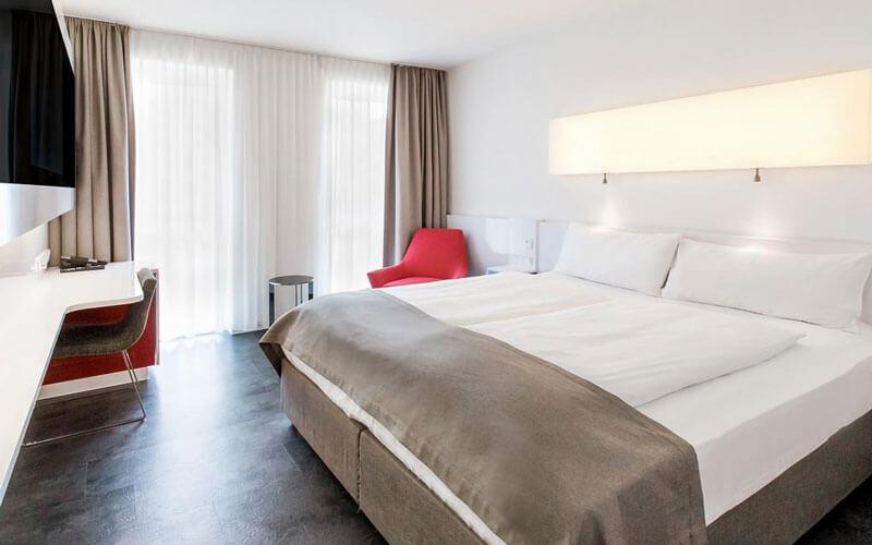 هتل دور مرو فرانکفورت
