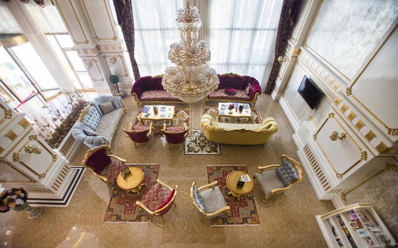 هتل ریس این استانبول
