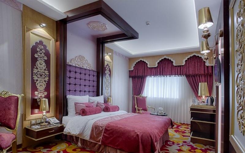 هتل الماس ۲ مشهد