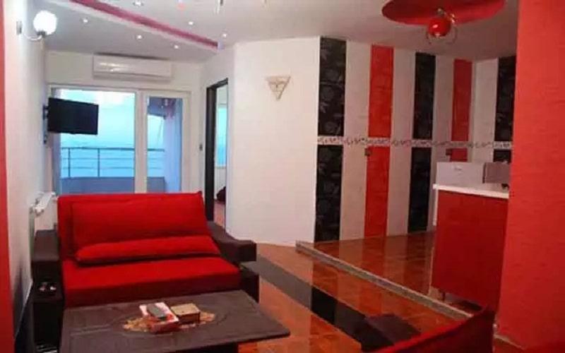 هتل آپارتمان ماهان محمودآباد