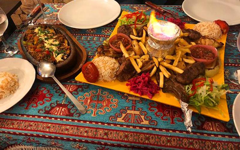 رستوران آناتولین استانبول