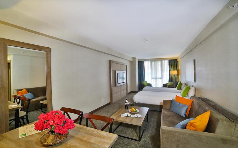 هتل ایبیس استایلز بومونتی استانبول