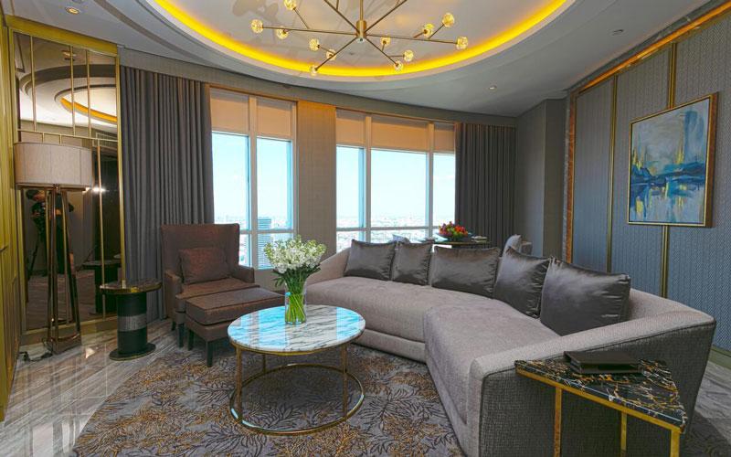 هتل Centara Grand At Centralworld Bangkok