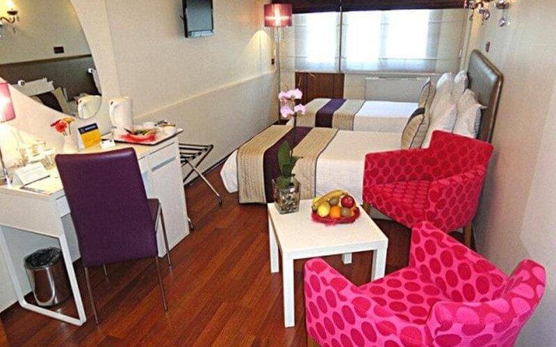 هتل Bakirkoy Tashan Business and Airport Hotel