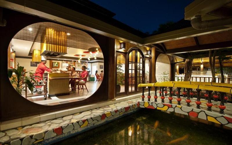 هتل پارادایس آیلند ریزورت اند اسپا ماله