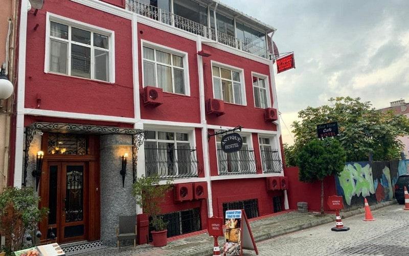 هاستل Antique Hostel Istanbul