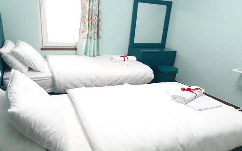 هتل آپارتمان چریف عسلویه