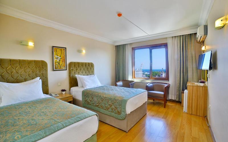 هتل گرند انت استانبول