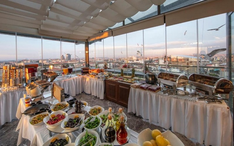 هتل Pera Center Hotel & Spa Istanbul