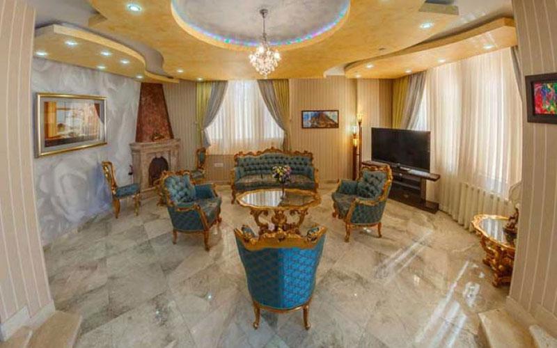 هتل مدائن بندرانزلی