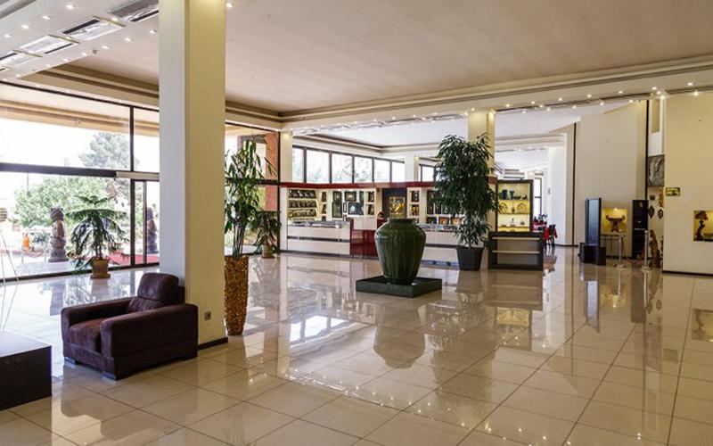 هتل نگارستان کاشان