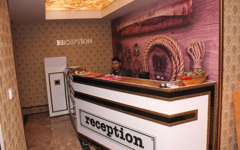 هتل Caspian Suite Van