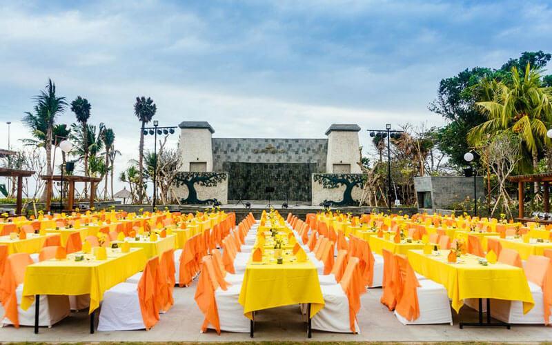 هتل Grand Mirage Resort & Thalasso Bali