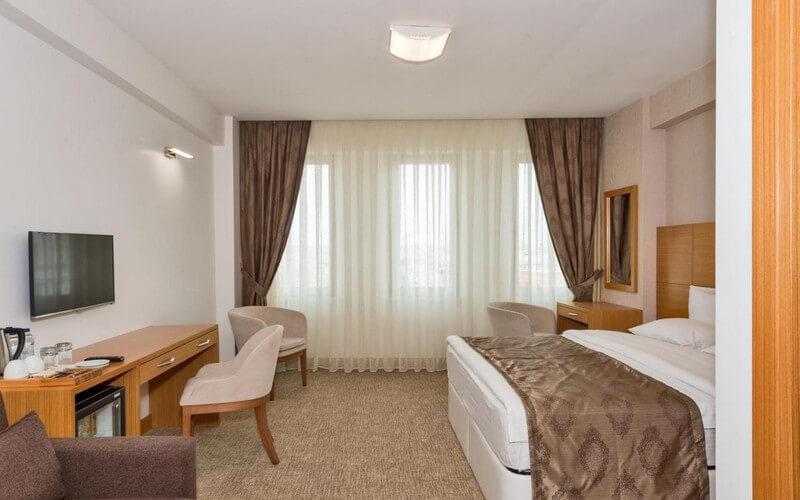 هتل MIEN w SUITES Istanbul