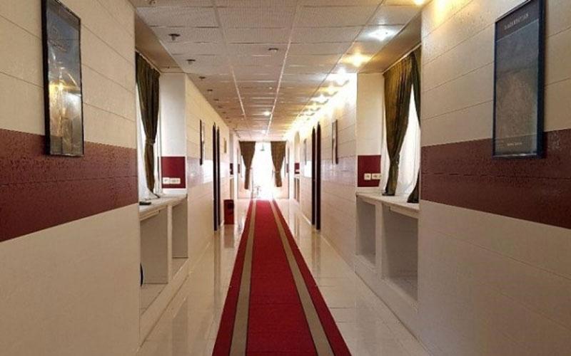هتل برنجیان میاندوآب