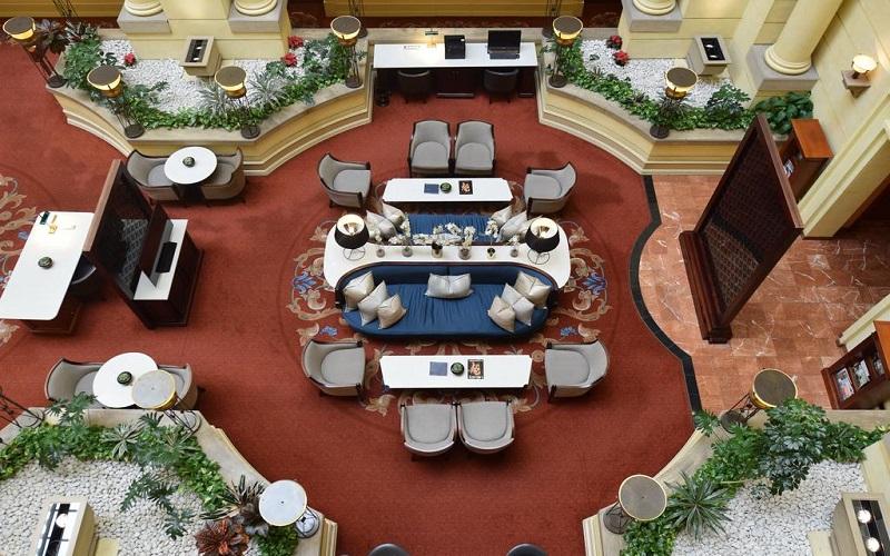 هتل مایکل آنجلو ژوهانسبورگ