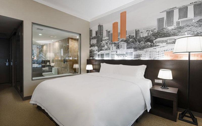 هتل گرند پارک اورچارد سنگاپور