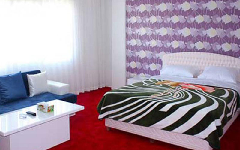 هتل آنزا کلیبر