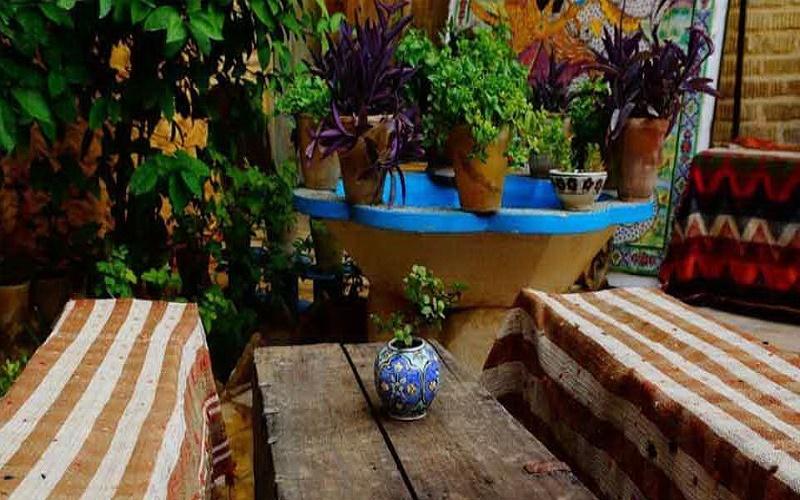 هتل سنتی ستایش شیراز