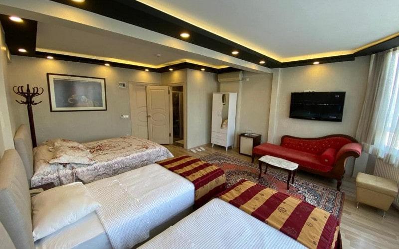هتل Abella Hotel Istanbul