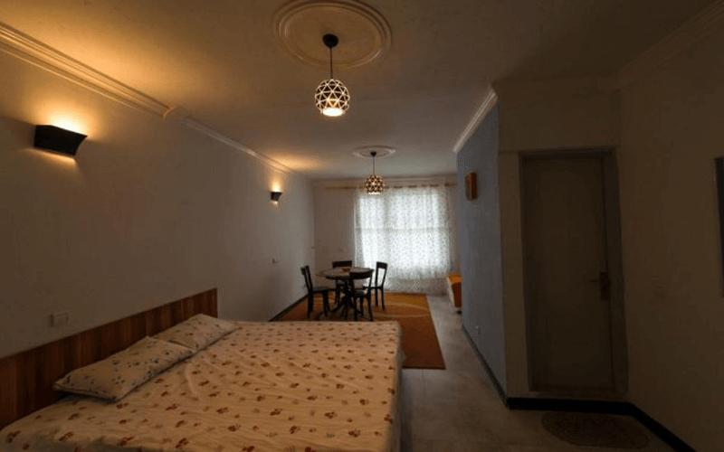 هتل نویذر الموت قزوین