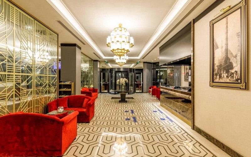 هتل Ramada by Wyndham Istanbul Golden Horn