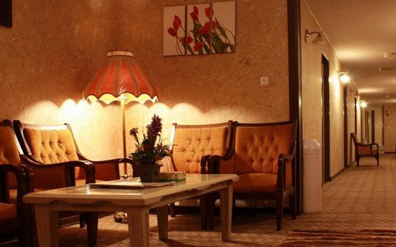 مهمانپذیر ابریشم قزوین
