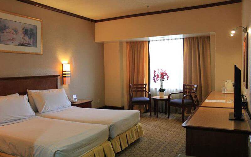 هتل Summit Hotel KL City Centre