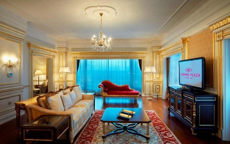 هتل Crowne Plaza Istanbul Asia
