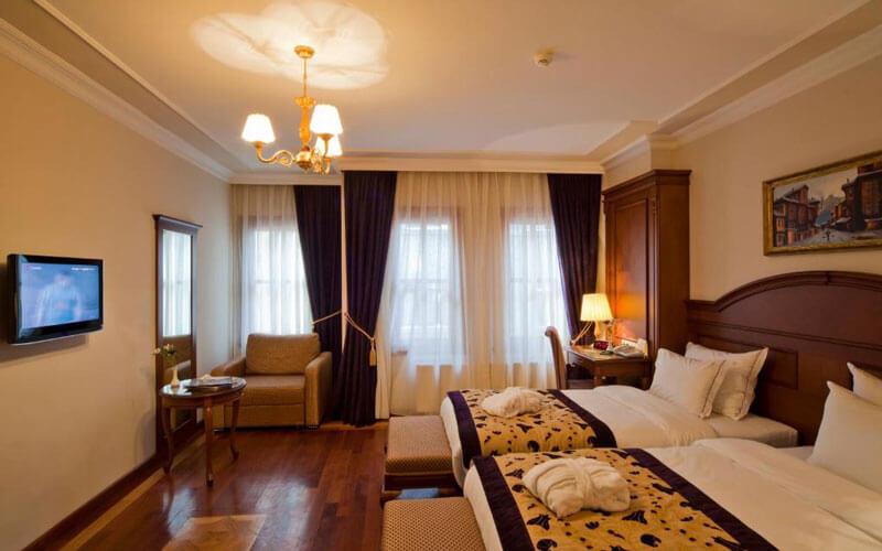 هتل GLK PREMIER The Home Suites & Spa