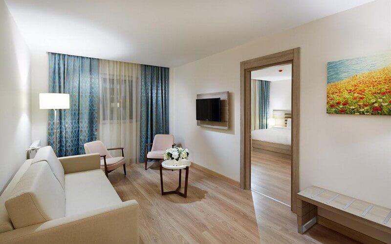 هتل Rox Hotel Istanbul