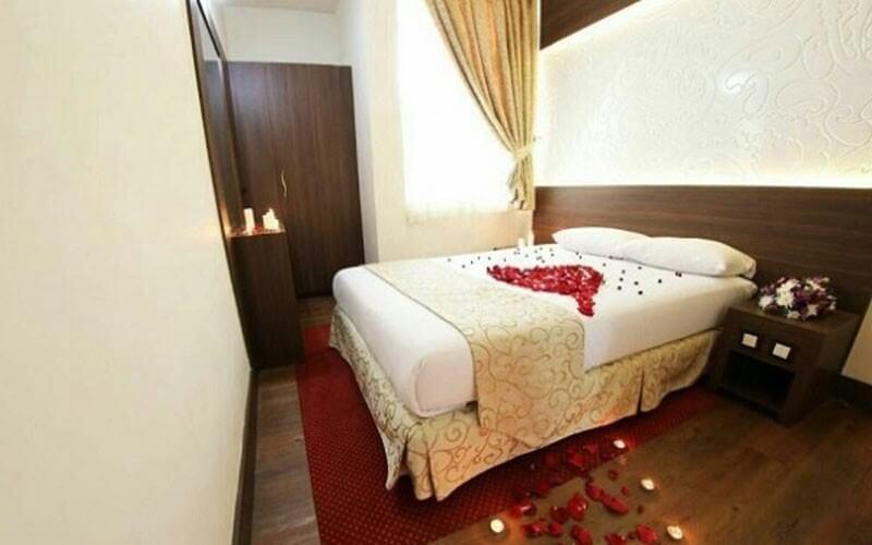 هتل آپارتمان مهر مشهد