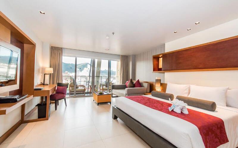 هتل Ashlee Hub Patong Hotel Phuket