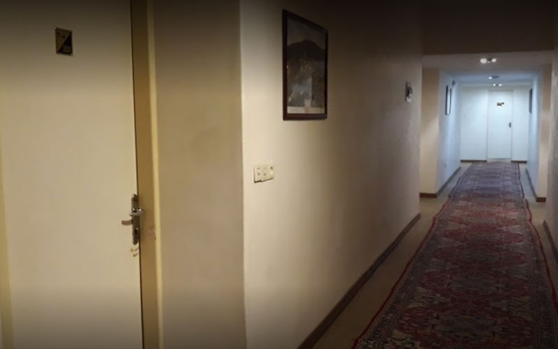 هتل جهانگردی جلفا