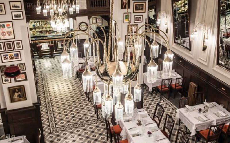 رستوران 1924 استانبول