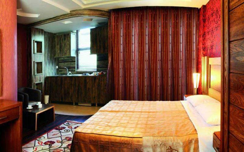هتل مشاهیر مشهد