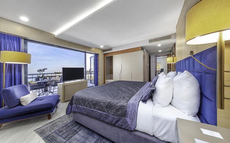 هتل Park Dedeman Trabzon