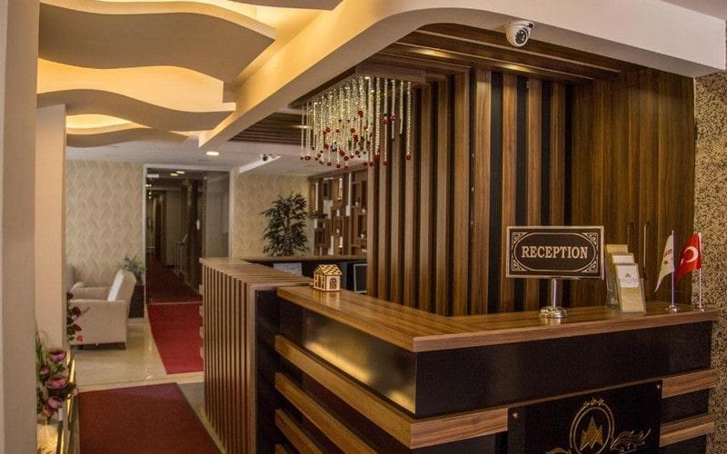 هتل Grand Merin Airport Hotel Istanbul
